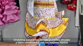 La Asociación La Esperanza de Pulpí, diseña trajes de flamenca