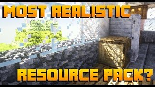 getlinkyoutube.com-THE MOST AMAZING MINECRAFT RESOURCE PACK EVER???