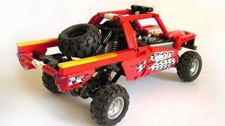 getlinkyoutube.com-Lego - MGB Trophy truck
