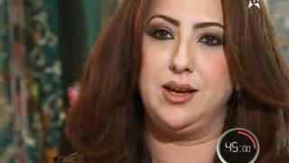 getlinkyoutube.com-هيفا وهبي اجمل فنانة ارتدت اللباس المغربي