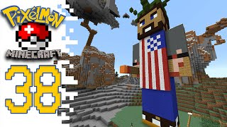 getlinkyoutube.com-Minecraft Pixelmon (Public Server) - EP38 - Trade Time!
