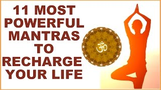 getlinkyoutube.com-11 MOST POWERFUL HINDU MANTRAS  : RECHARGE YOUR LIFE WITH DIVINE BLESSINGS