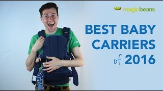 getlinkyoutube.com-Best Baby Carriers 2016 | Most Popular | Ergobaby | BabyBjorn | Stokke | Baby K'tan | Moby