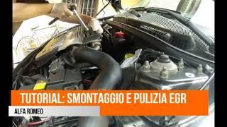 getlinkyoutube.com-Smontaggio e pulizia EGR | Tutorial Alfa 147 1.9 JTDm
