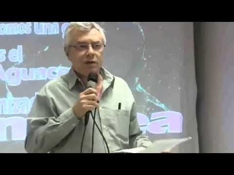 1 Cierre del Seminario Nacional de Marea Socialista, Gonzalo Gómez, aporrea tvi, noviembre 2014