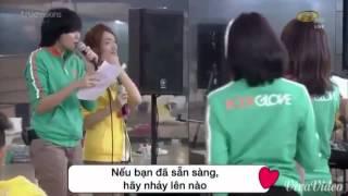 """getlinkyoutube.com-[VIETSUB] NanHongyok (tập luyện bài hát """"Vẫn độc thân"""")"""