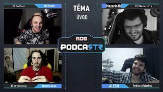PodcaSTR X - Zhodnocení roku 2017 feat. Mazarin1k, Alesh, Martin Rota