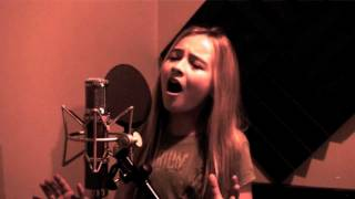 """getlinkyoutube.com-Adele """"Set Fire To The Rain"""" cover by Sabrina Carpenter"""