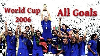 World Cup 2006 All Goals