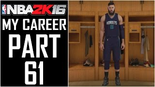 "getlinkyoutube.com-NBA 2K16 - MyCareer - Let's Play - Part 61 - ""New Sleeves, Socks, And Shoes"""