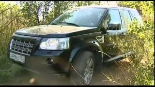 getlinkyoutube.com-Наши тесты - Suzuki Grand Vitara 3.2 против Land Rover Freelander 3.2
