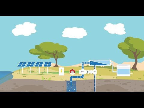 How solar-powered desalination works - Sustainable clean water for islands & coastlines