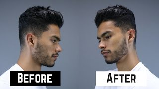 How to Shape Up a Beard & Make it Look Fuller