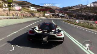 getlinkyoutube.com-Driveclub - Koenigsegg Agera R Gameplay @ Chile [1440p HD]
