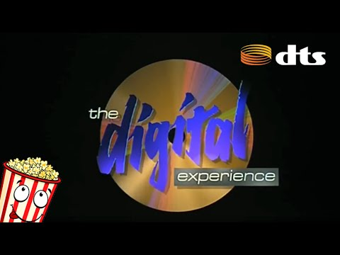 DTS 5.1 -The Digital Experience- Intro (HD 1080p)
