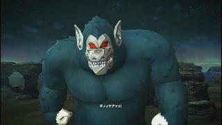 getlinkyoutube.com-ドラゴンボールZ BATTLE OF Z #10 「野獣の咆哮」 SS-Rank | Vegeta vs Great Ape Gohan 【DBZ BOZ】