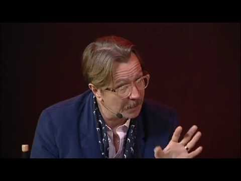 Gary Oldman - 'Tinker Tailor Soldier Spy' Q&A (Part 2)