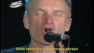 getlinkyoutube.com-The Police - Every Breath You Take - Legendado PT-BR