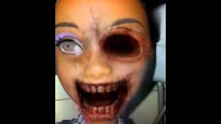getlinkyoutube.com-Zombie Barbie