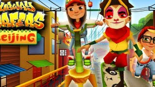 getlinkyoutube.com-Subway Surfers World Tour: Beijing  (1080p) Gameplay