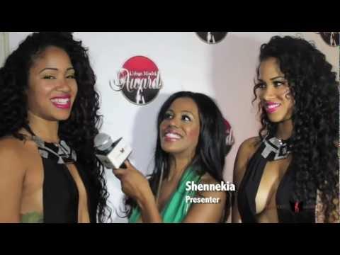 Butterflymodels - The Brooks Twins Urban Model Award Winners 2012