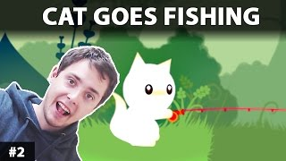 getlinkyoutube.com-CAT GOES FISHING PO POLSKU - MEGA RYBA