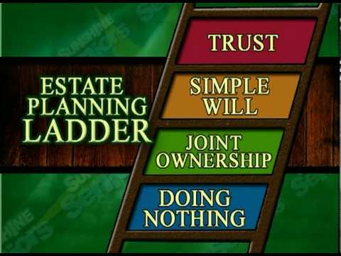 Estate Planning 101 from Elder Law Attorney Sean W. Scott