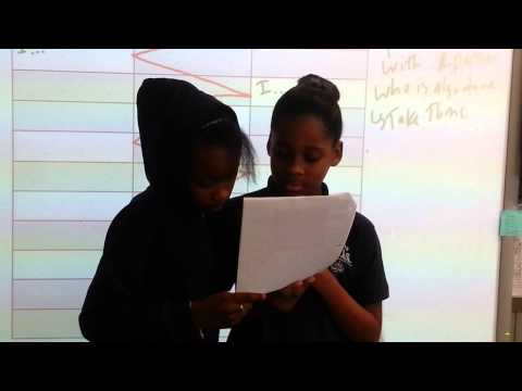 Keandra Two Voice Poem