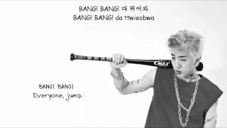 getlinkyoutube.com-B.A.P Bang X2 [Eng Sub + Romanization + Hangul] HD