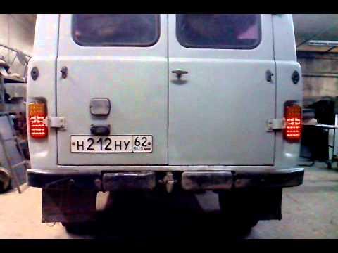 Задние LED фонари УАЗ
