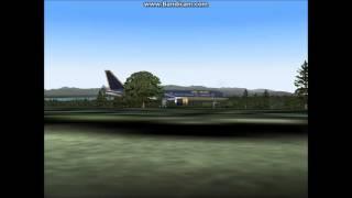 LakkieGaming: Plane Landing SUCCESS!