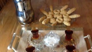 getlinkyoutube.com-مطبخ الاكلات العراقيه - چاي عراقي وكعك بالسمسم