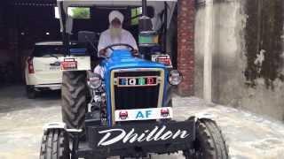 getlinkyoutube.com-Ford 3600 dhillon tractor Saila Khurd hoshiarpur Punjab (Papu mazaree Wala 9815118914)