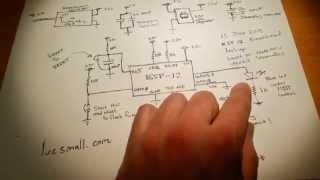 getlinkyoutube.com-Wiring up a DIY ESP-12 (ESP8266) Breakout Board