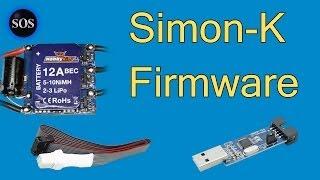 getlinkyoutube.com-Flashing Hobbyking Blue Series ESC with SimonK Firmware