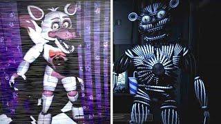getlinkyoutube.com-Foxy, Yenndo & Freddy!! Five Nights at Freddy's: Sister Location + Minigame