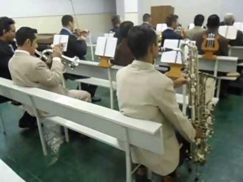 Hino do Silêncio... CCB - Jandira em Maringá - PR