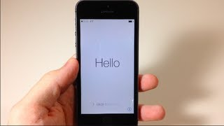 getlinkyoutube.com-How to Set Up your new iPhone 5s