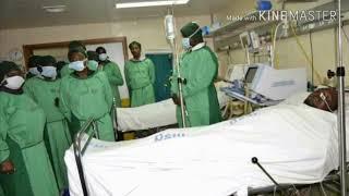 BREAKING NEWS: HII NDIYO HALI HALISI YA TUNDU LISSU HOSPITALINI UKO KENYA BADO NI......