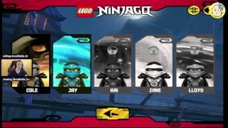 getlinkyoutube.com-LEGO NINJAGO OPĘTANIE PO POLSKU #3 | Darmowe Gry Online