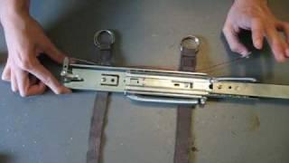 getlinkyoutube.com-SA OTF Xiphoid MK IV - Automatic Arm Blade