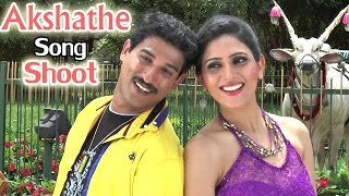 Exclusive: 'Akshate' Song Making | Mythriya Gowda