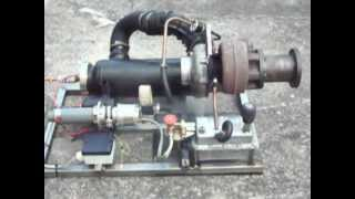 getlinkyoutube.com-DIY Turbo Jet Engine FAIL!!!