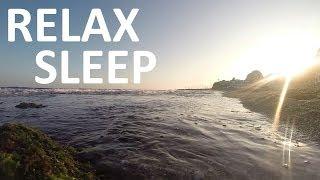 getlinkyoutube.com-Relaxing Sounds of Waves , Ocean Sounds [ Sleep Sounds ]