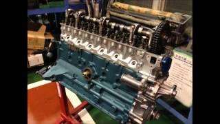 getlinkyoutube.com-【旧車で痛車】ハコスカのエンジンをオーバーホール