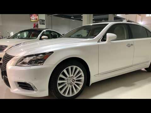 Lexus LS 460 Let's DRIVE! (4K)