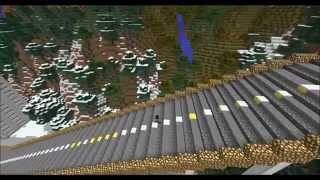 getlinkyoutube.com-Minecraft il film-La nuova vita di Steve [Parte 1]