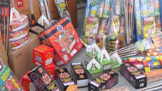 getlinkyoutube.com-HUGE 2016 FIREWORK STASH UPDATE PART 2
