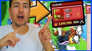 getlinkyoutube.com-HOW HAS HE GOT THAT?! - Bloons TD Battles Hacker Beaten?! - INSANE BFB COLOSSEUM BATTLES!