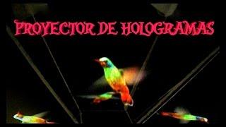 getlinkyoutube.com-HOLOGRAMAS. Proyector pirámide de Hologramas.